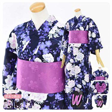 浴衣 通販(安い)(令和元年 [2019年])バリエーション