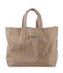 L.L.Bean(エルエルビーン) トートバッグ グローサリー・トートを選べば、自信が生まれる