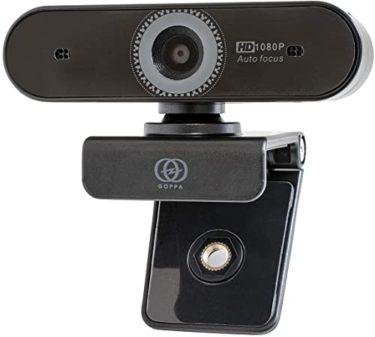 GOPPA ウェブカメラ オートフォーカス機能搭載 フルHD 200万画素 1920×1080対応 マイク内蔵 GP-UCAM2FA/Eの決め手